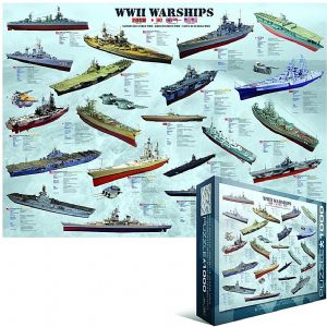world war 2 warships: